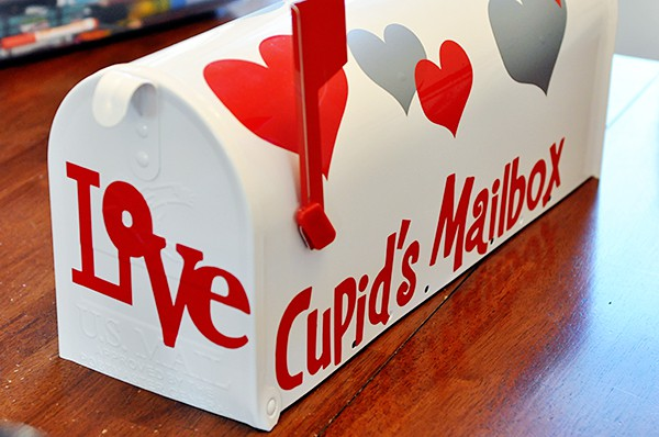 Valentine's Mailbox Tradition