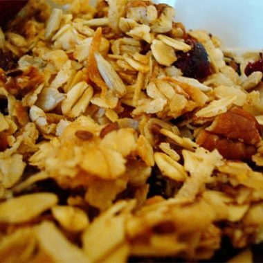 French chocolate granola mels kitchen cafe french chocolate granola ccuart Choice Image