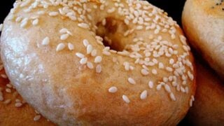Fantastic (and Easy!) Homemade Bagels