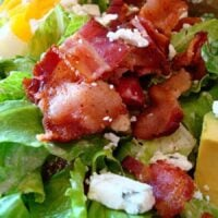 Chopped Cobb Salad with Blue Cheese