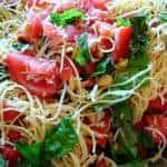 Angel Hair Pasta Salad