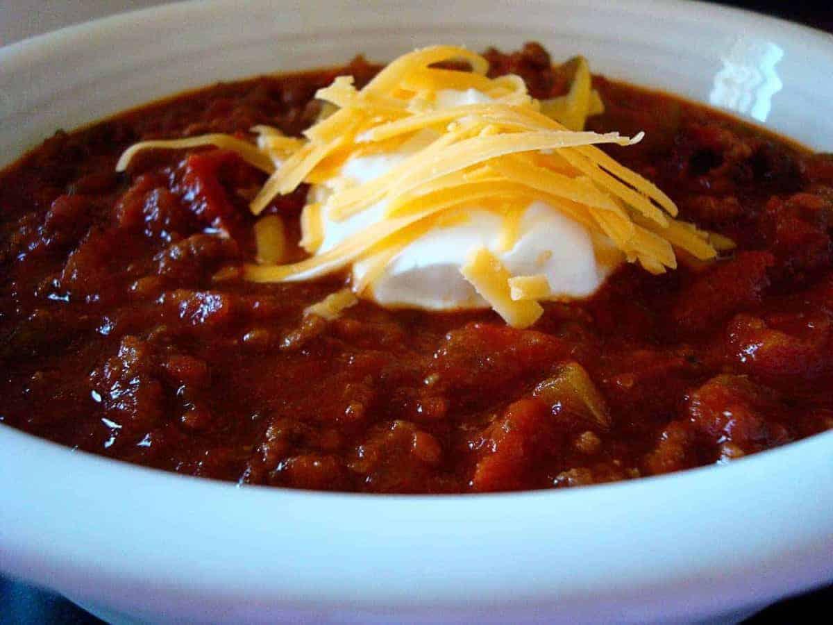Chili Recipe Mel S Kitchen Cafe