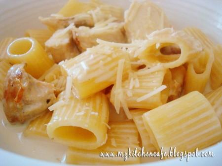 Lemon Cream Pasta