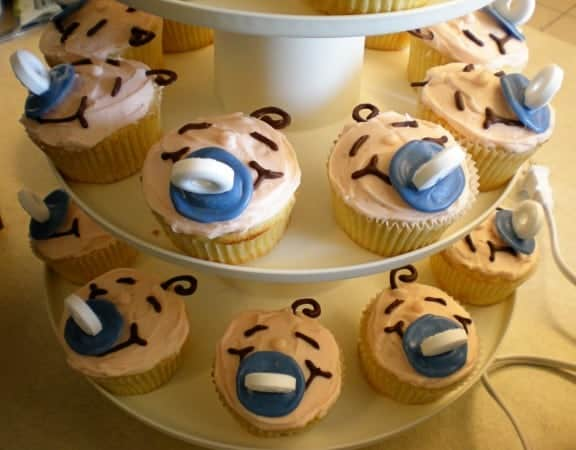 Baby, Baby Cupcakes