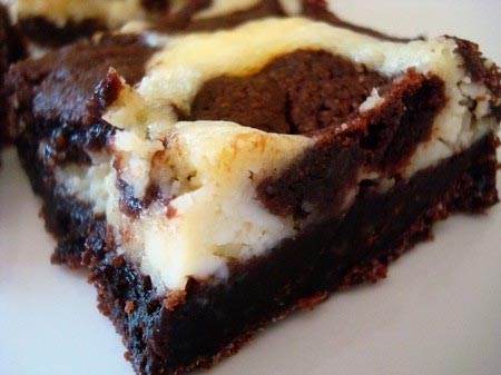 Black And White Cheesecake Squares Mel S Kitchen Cafe