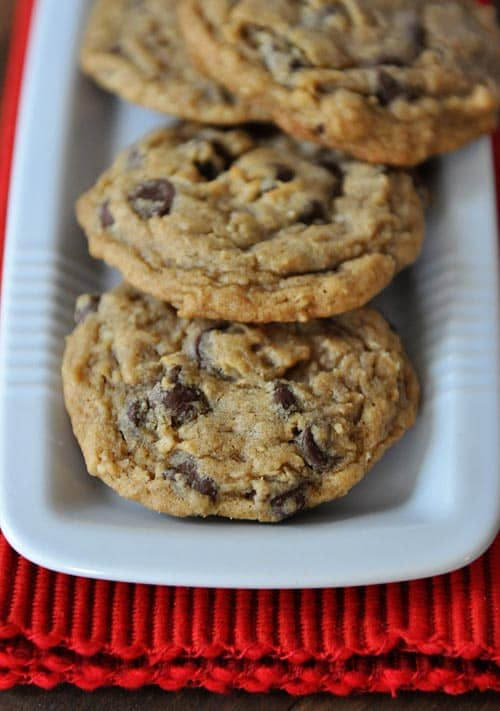 ... to Chewy Oatmeal Chocolate Chip Coconut Cookies {My Favorite Cookie