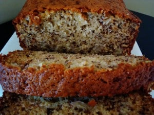 Sour Cream Banana Bread