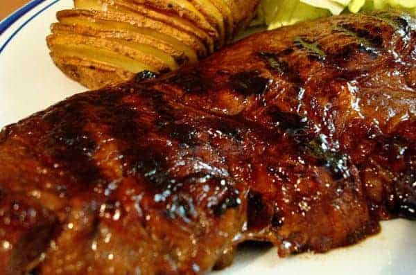 Succulent Steak Marinade
