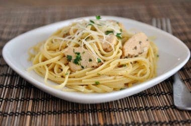 Beach Street Lemon Chicken Linguine