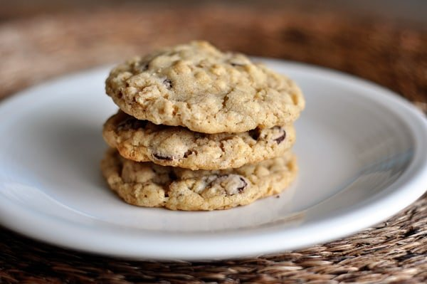 Classic Oatmeal Chocolate Chip Cookies