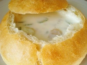 My Favorite Boston Clam Chowder