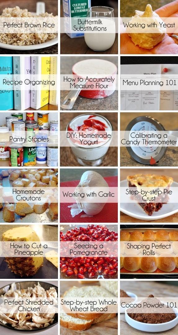 Mel's Kitchen Cafe: Tips & Tutorials