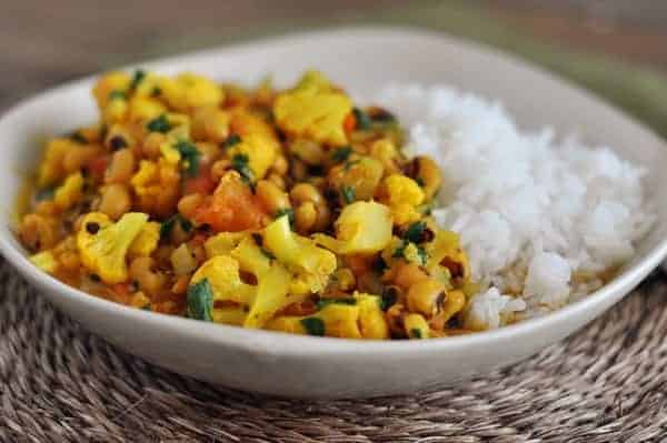 Bean Curry