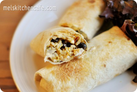 Oven Baked Chimi
