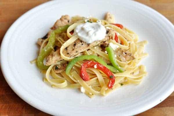 Mel S Kitchen Cafe Chicken Enchilada Pasta