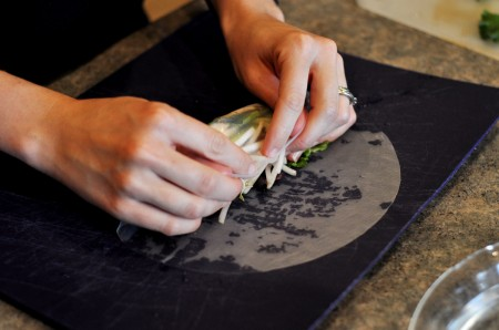 Rolling Spring Roll