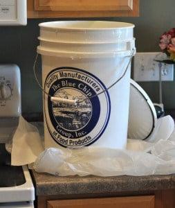 Brining Bucket