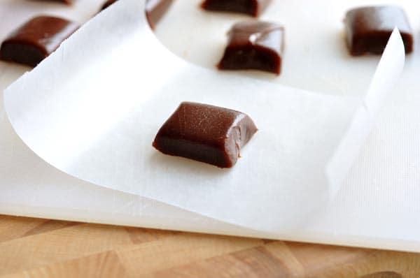 Soft Chocolate Caramels