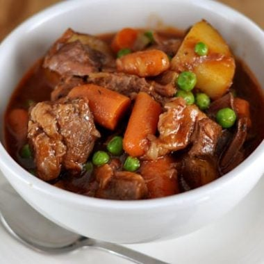 Hearty Beef Stew Slow Cooker Mel S Kitchen Cafe