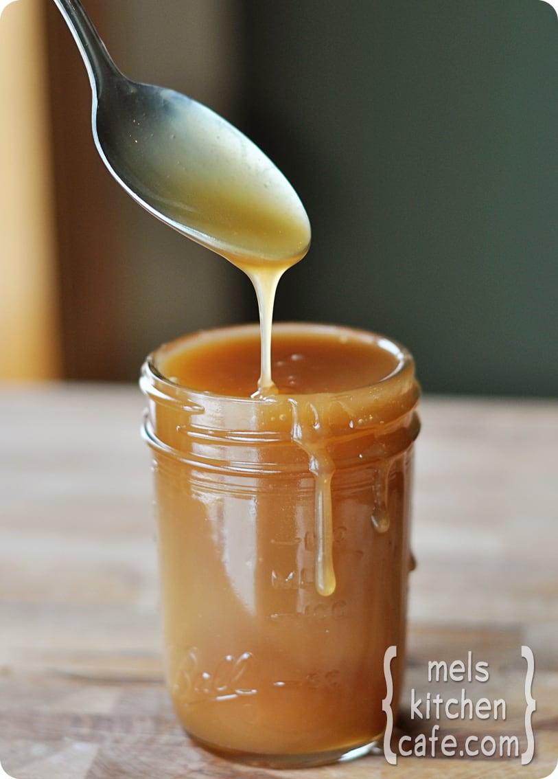 divine caramel sauce - Mels Kitchen Cafe