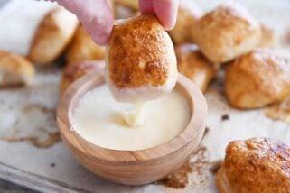 Easy Homemade Soft Pretzel Bites