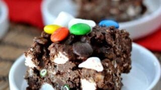 Chocolate Blizzard Bars