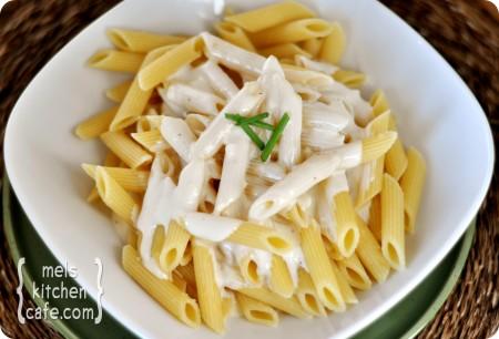 Garlic Alfredo Sauce