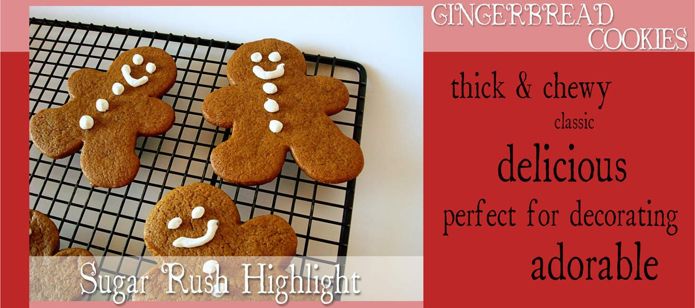 Highlight Gingerbread Cookies