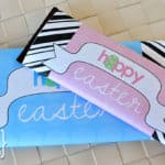 Easter Candy Bar Wrappers {Free Printables!}