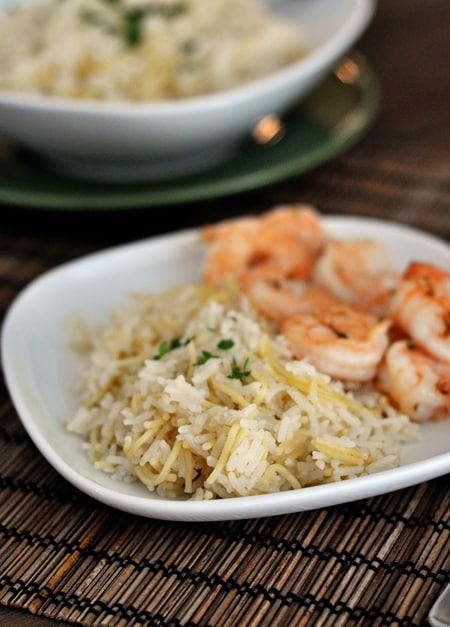 Simple Rice Pilaf