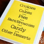 How I Organize My Recipes {And My Favorite Cookbooks & Blogs}