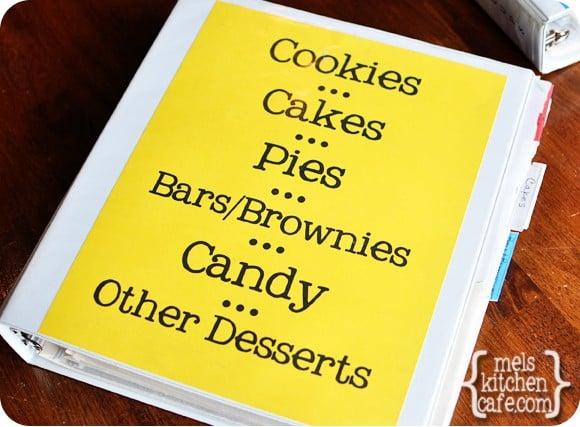 Cookie Binder BLOG