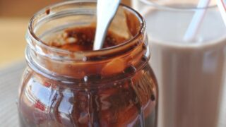 Homemade Chocolate Syrup for Chocolate Milk