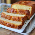 Lemon Yogurt Bread