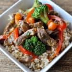America S Test Kitchen Best Beef Stir Fry