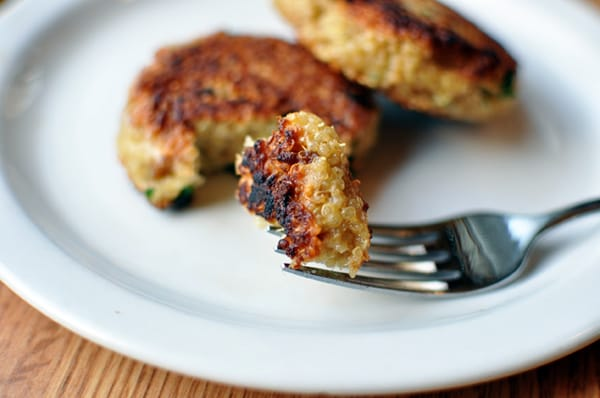 Little Quinoa Patties