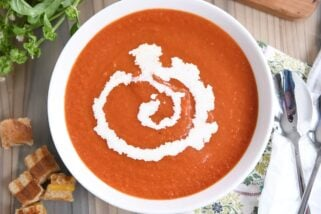 The Best Classic Tomato Soup