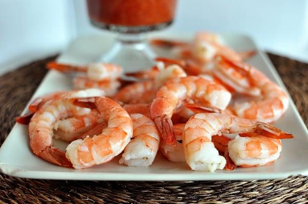 The Best Shrimp Cocktail