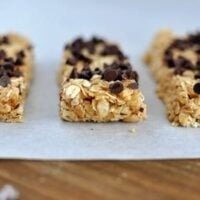 Chewy Granola Bars