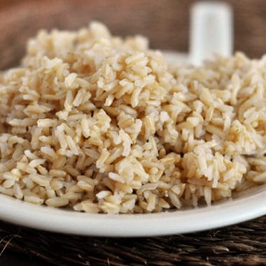 How to cook perfect brown rice ccuart Image collections