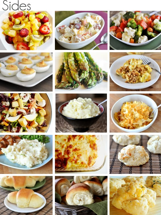 Hover Over The Pictures For A Recipe Le Click To Go Have Fun Planning Your Easter Dinner Celebrations And Don T Forget Index