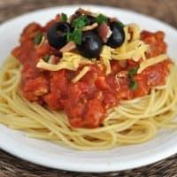 Cowboy Spaghetti