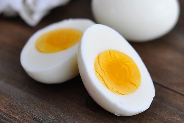 Perfect Hard-boiled Eggs