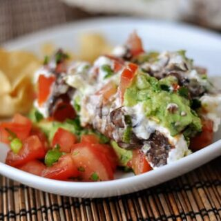 The Ultimate 7-Layer Dip
