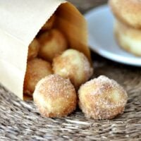 Homemade Baked Doughnuts