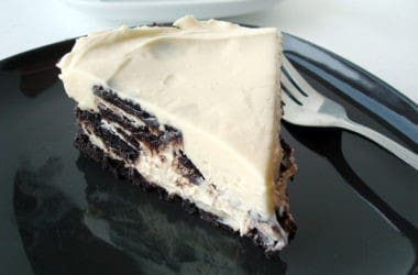 {No-Bake} Oreo Cheesecake