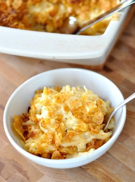 Cheesy Au Gratin Potatoes