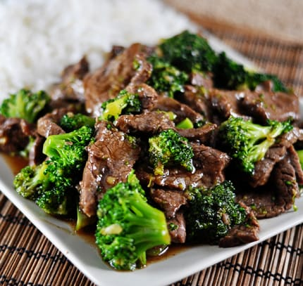 Broccoli Beef Fast Amp Simple Mel S Kitchen Cafe