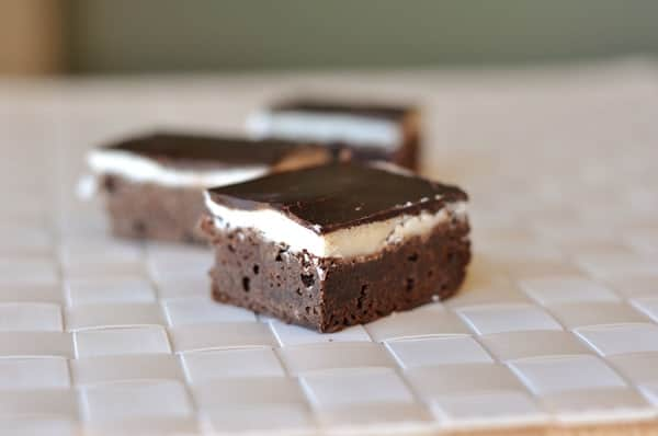 Magical Layered Brownies