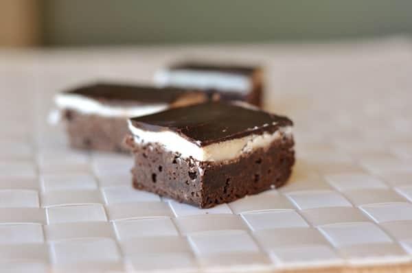 Magical Layered Brownies